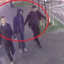 Brutalnie pobili Ukraińca, kopali go po całym ciele, na koniec dźgnęli nożem. Rozpoznajecie ich?