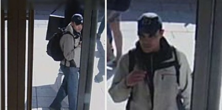 Ukradł na oczach kamer. Rozpoznajesz tę osobę?