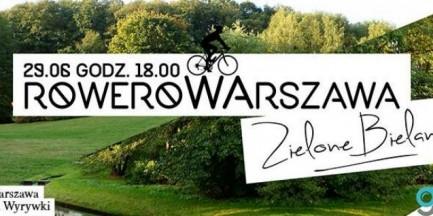Za darmo: wycieczka Rowerowa Warszawa