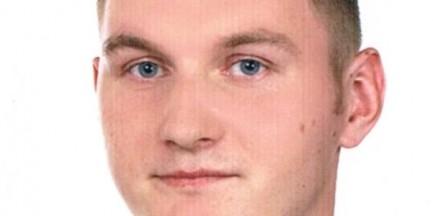 Zaginął Łukasz Bielec