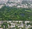 Dewastacja w Parku Skaryszewskim