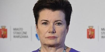 Wniosek o tymczasowy areszt dla Hanny Gronkiewicz-Waltz trafił do prokuratury
