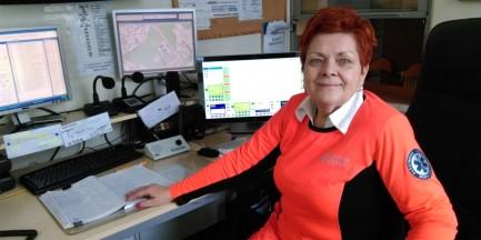 42 lata ratowała życie warszawiaków. Dziś odeszła na emerturę [ROZMOWA]