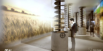 Tak będzie wyglądać Muzeum Polskiej Wódki (WIZUALIZACJE)