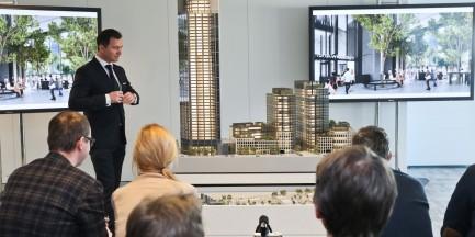 Najwyższy budynek w UE stanie w Warszawie. Tak będzie wyglądał [GALERIA]