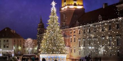 20 km instalacji, 1300 elementów dekoracyjnych i 4,5 mln światełek. Wkrótce rozbłyśnie świąteczna iluminacja
