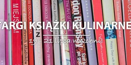Za darmo: Targi Książki Kulinarnej