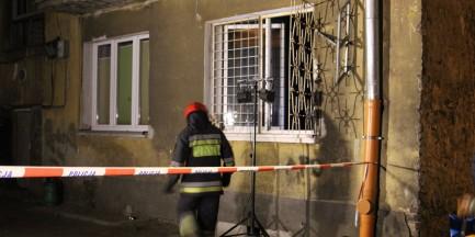 Dwoje dzieci i kobieta zginęli w pożarze kamienicy przy Stalowej