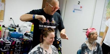 Salony fryzjerskie zagrają razem z WOŚP