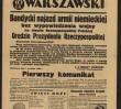 Warszawa może żądać od Niemców potężnego odszkodowania!