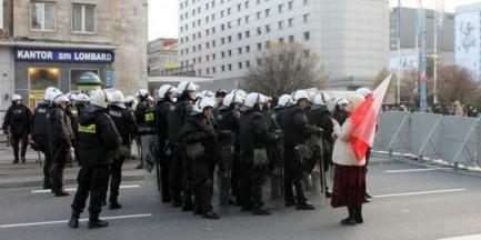 Marsz Niepodległości bez policji? Tego chcą narodowcy