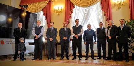Bohaterscy kierowcy nagrodzeni przez prezydent Warszawy