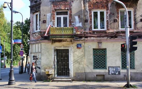 Ul. Stalowa w Warszawie. Fot. WawaLove.pl