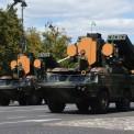 Czołgi podczas defilady Święta Wojska Polskiego Źródło: PAP/Radek Pietruszka
