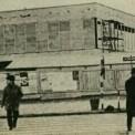 Uniwersam w budowie, 1976 r.