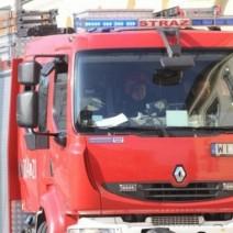 Pożar w budynku MSWiA. 300 osób ewakuowanych