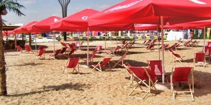 Nowa plaża Wilanów!