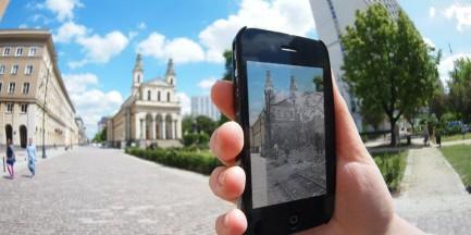 Za darmo: My Warsaw - aplikacja na smartfony