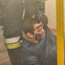 """Pożar pociągu II linii metra i ewakuacja pasażerów. """"To tylko ćwiczenia"""""""
