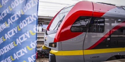 Ruszą regularne kursy pociągów między Warszawą a Łodzią