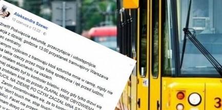 """Szarpanina w tramwaju. ZTM: """"kontroler nie przekroczył uprawnień"""""""