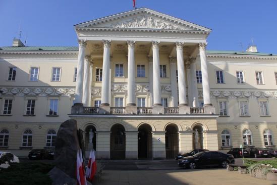 Ratusz. Fot. WawaLove.pl