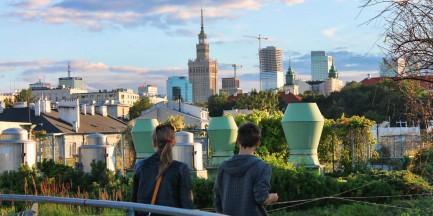 Uniwersytet Warszawski otwiera ogrody. Pierwszy już w tę niedzielę