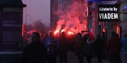 W piątek demonstracja przeciwko Marszowi Niepodległości