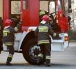 Zawaliła się kamienica w Warszawie. Strażacy sprawdzają, czy nie ma ludzi pod gruzami