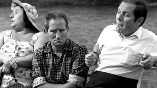 Kadr z filmu Rejs. Fot. YT