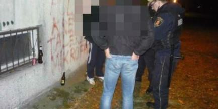 """Strażnicy miejscy z Ochoty prowadzili akcję """"Barbórka"""". Blisko 50 interwencji"""
