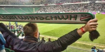 """""""Jeden jest mistrz Polski, jedna ku..a w Polsce jest...mistrzem jest Kolejorz, a tą ku..ą Legia jest"""""""