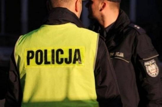 Policjanci próbowali udzielić mu pomocy, ale nie udało się go uratować i zmarł. Fot. WawaLove.pl