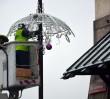 Rozpoczął się montaż świątecznej iluminacji (ZDJĘCIA)