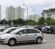 Czteropoziomowy parking P+R przy Metrze Stokłosy