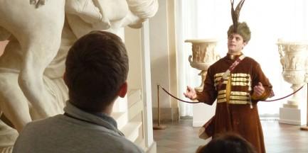 Spacery tematyczne po wilanowskim pałacu