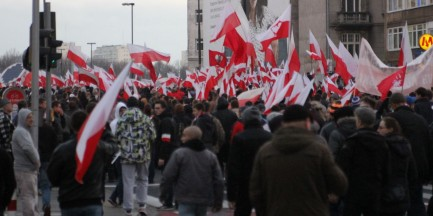 Znamy trasę Marszu Niepodległości [WIDEO]