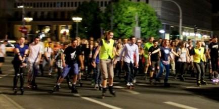 Film-skating przejedzie przez miasto