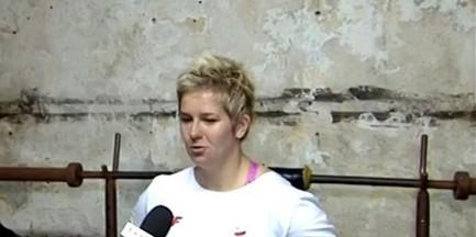 """Anita Włodarczyk trenuje w skandalicznych warunkach. """"Skra"""" w opłakanym stanie [WIDEO]"""