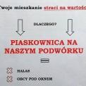Fragment ogłoszenia, jakie pojawiło się na Ursynowie. Źrodło: Facebook