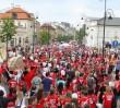 """Ulicami Warszawy przejdzie dziś """"Marsz dla Jezusa"""""""