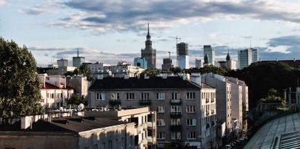 Warszawa wciąż najbogatsza