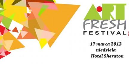Za darmo: Art Fresh Festival