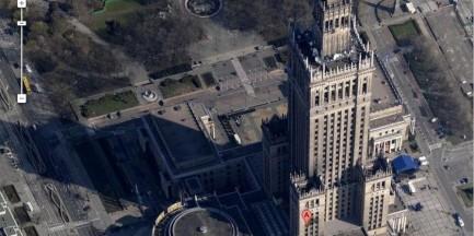 Zdjęcia Warszawy 45°!