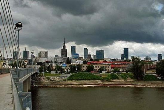Panorama Warszawy. Fot. Małgorzata Jaworska/ WP