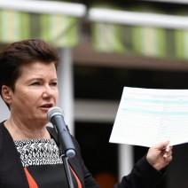 """Prywatyzacja. Hanna Gronkiewicz-Waltz: """"Będą zwonienia dyscyplinarne"""""""