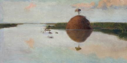 Odnaleziony obraz Chełmońskiego zostanie pokazany w Warszawie