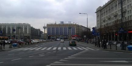 Nielegalna reklama zniknęła z zabytkowej elewacji Hotelu MDM