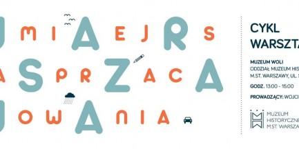 Miejska Pracownia: Warszawa