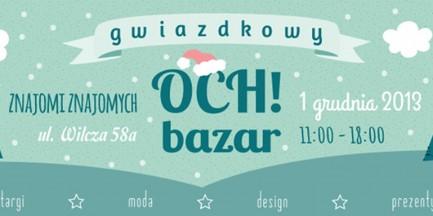 Gwiazdkowy Och!Bazar!